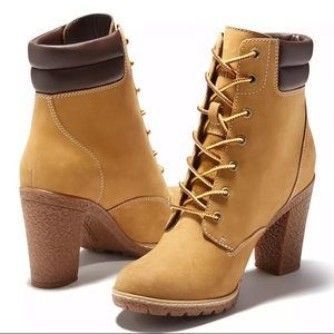 Timberland Tilson 6 Inch Boots Wheat Size 7